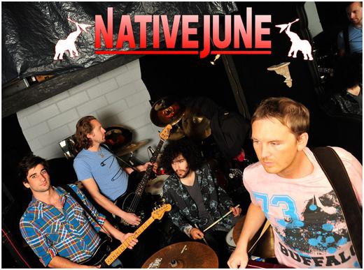Portrait of Native June