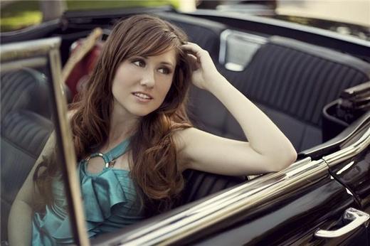 Portrait of Megan Moreaux