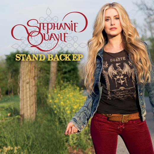 Portrait of Stephanie Quayle