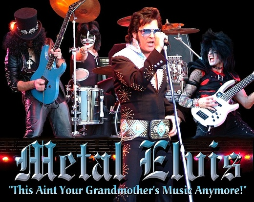 Untitled image for METAL ELVIS