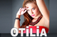 Portrait of Otilia
