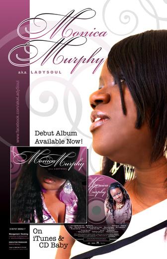 Portrait of Monica Murphy/LadySoul