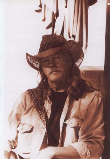 Portrait of Rick Hood Band