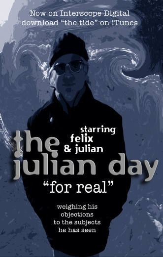 Portrait of thejulianday