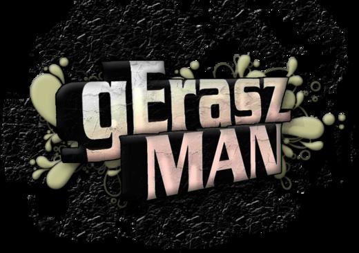 Portrait of gEraszMAN