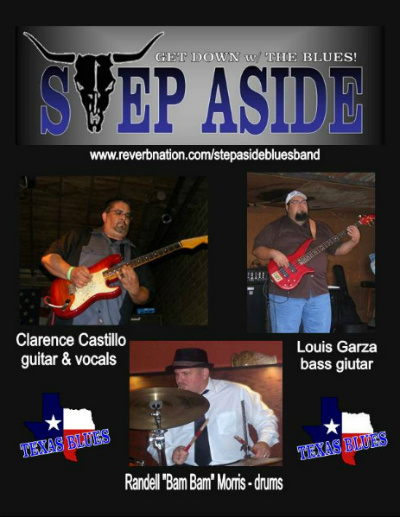 Portrait of Step Aside (Blues Band)