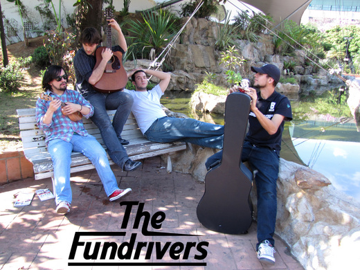 Portrait of The Fundrivers