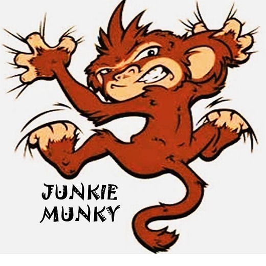 Portrait of Junkie Munky