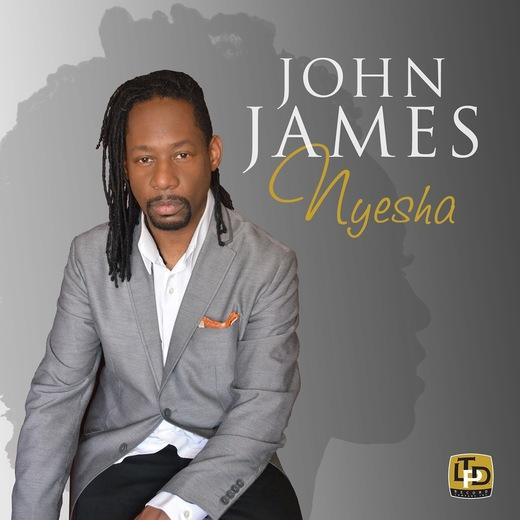 Portrait of John James