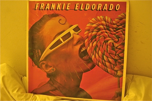 Portrait of FRANKIE ELDORADO