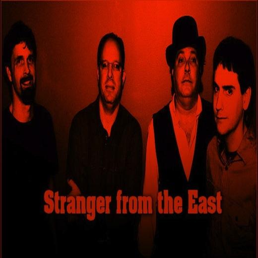 Portrait of Stranger from the East