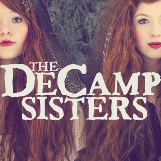 Portrait of The DeCamp Sisters