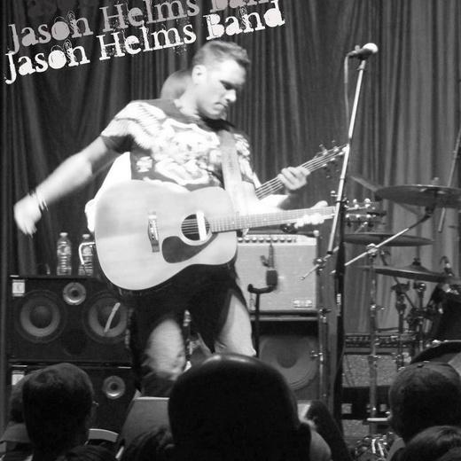 Portrait of Jason Helms Band