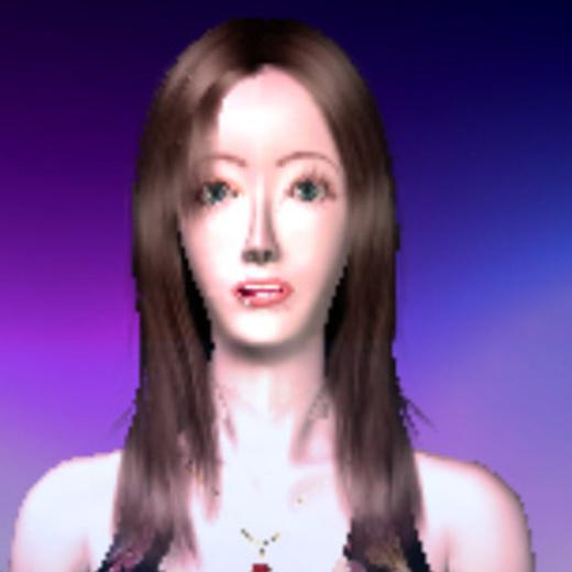 Portrait of miuma