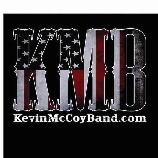 Portrait of Kevin McCoy Band