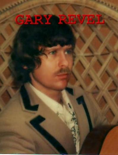 Portrait of garyrevel