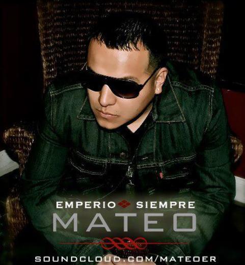 Portrait of MATEO