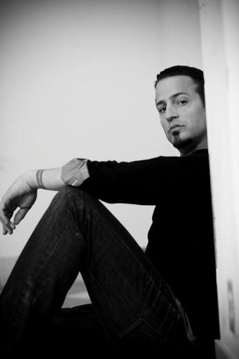 Portrait of Michael Tolcher