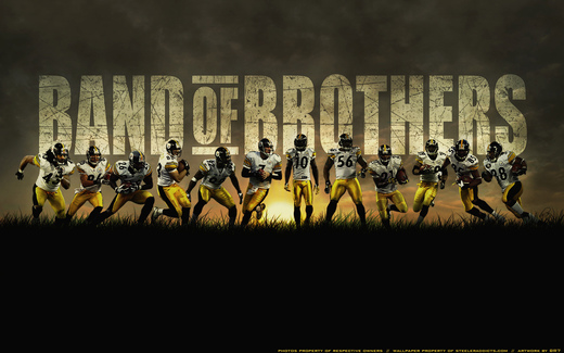 Portrait of Band of Brothers