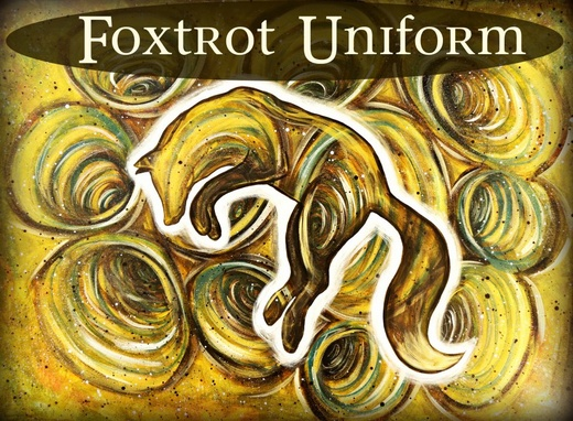 Portrait of Foxtrot Uniform