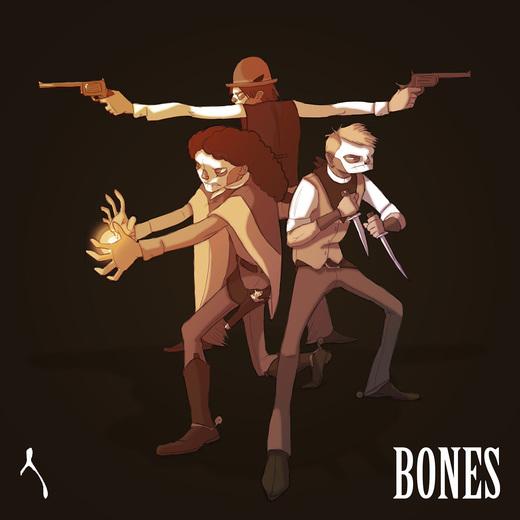 Portrait of Bones