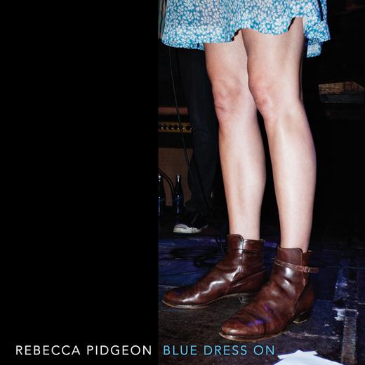 Portrait of Rebecca Pidgeon