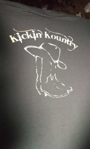 Portrait of Kickin' Kountry Band