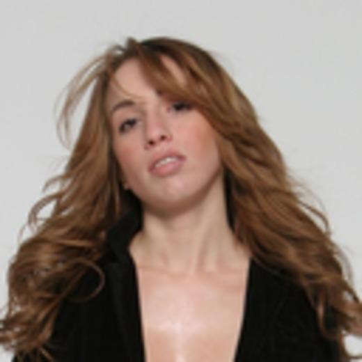 Portrait of Nina Sings