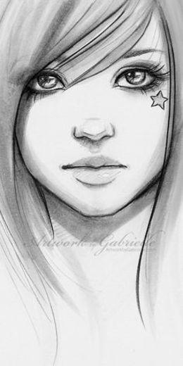 Portrait of DelfinaFerris