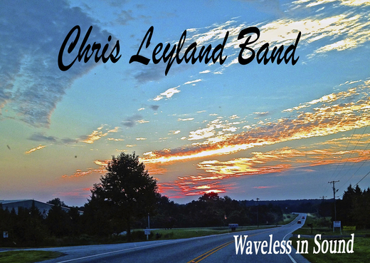 Portrait of Chris Leyland Band