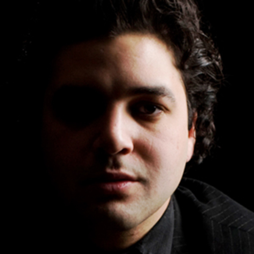 Portrait of Gabriel Soriano