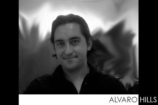 Portrait of Alvaro Gil