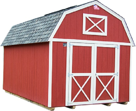 Portrait of Rent to Own Sheds