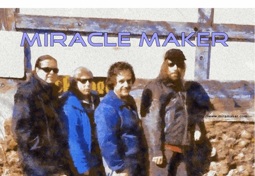 Portrait of Miracle Maker