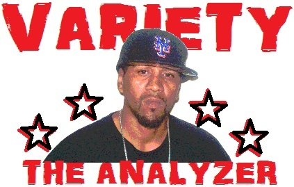 Portrait of variety the analyzer