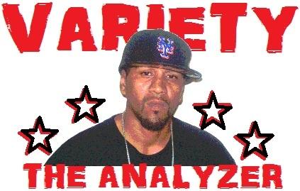 Portrait of variety the analyzer
