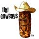 Portrait of Tiki Cowboys
