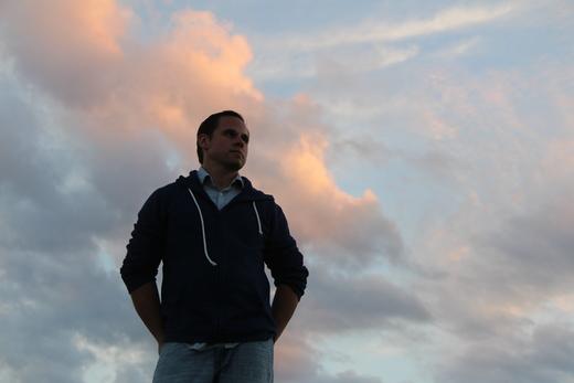 Portrait of Matt Manzo