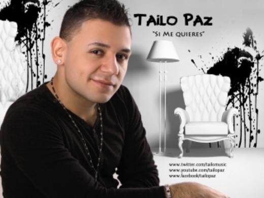 Portrait of Tailo Paz