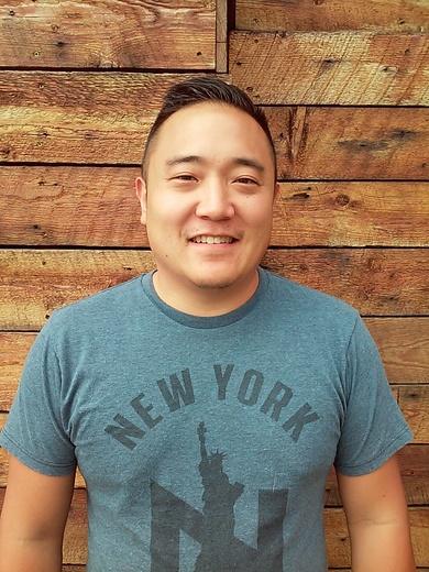 Portrait of JoeChoi