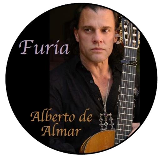 Portrait of Alberto de Almar