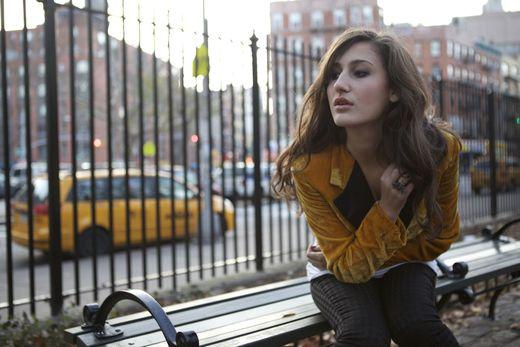 Portrait of Sarah Solovay