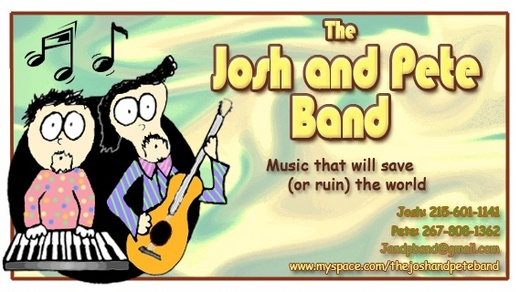 Untitled image for The Josh and Pete Band