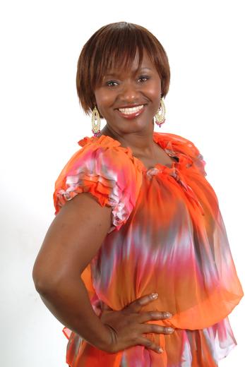 Portrait of Caroline Mbithi-Dey