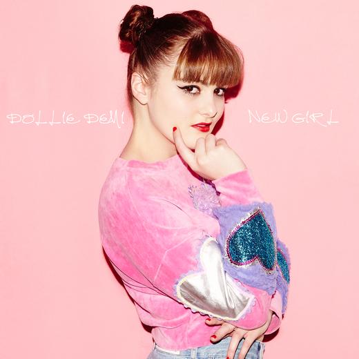 Portrait of Dollie Demi