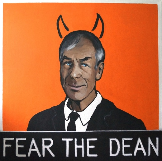 Portrait of Fear the Dean
