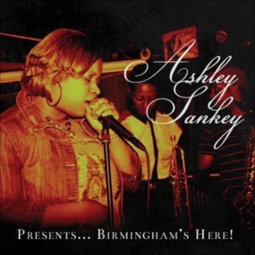 Portrait of Ashley Sankey
