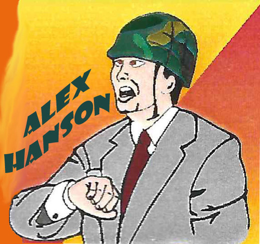 Portrait of Alex Hanson