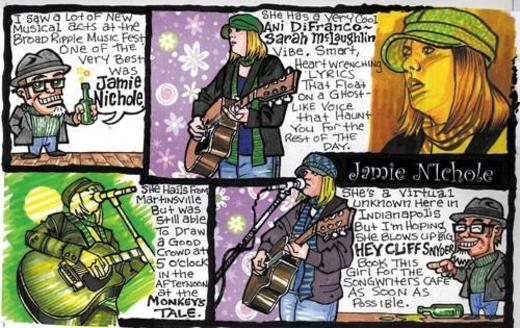 Untitled image for Jamie Nichole