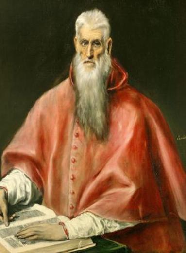 Portrait of Jeronimo Alvarez